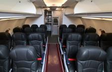 186席仕様になったエアアジア・ジャパン3号機