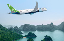 ベトナム新会社バンブー、787-9を10機発注