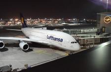ルフトハンザ、A380一時運航停止も グループ便最大半減検討