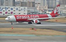 エアアジアX、成田-クアラルンプール11月再就航 週4往復