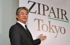 JAL中長距離LCC「ZIPAIR」、787で成田-バンコク・ソウル20年就航 米西海岸も視野