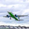 ウズベキスタン航空、A320neo初号機受領