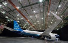 777X貨物ドア破損、後部胴体減圧で発生 20年初飛行・納入堅持