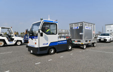 ANAと豊田自動織機、佐賀空港で自動走行実験実施へ 20年実用化目指す