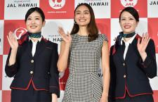 JAL、新スタイルのハワイ提案 「個人型」でリピーター獲得強化へ