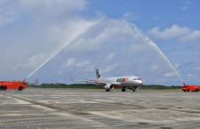 ジェットスター・ジャパン、成田-下地島就航 24年ぶり定期便