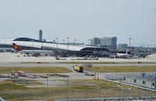 関空、4月の訪日客99.7%減 総旅客97%減