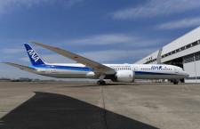 ANA、787を最大20機追加発注 GEnxエンジン初採用