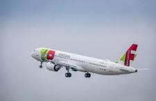 TAPポルトガル航空、A321LR受領 同社向け初号機