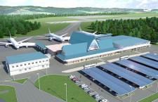 双日と日本空港ビルら、パラオ空港ターミナル運営開始 20年度めどに拡張も