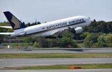 シンガポール航空のA380新仕様、1月にも成田へ