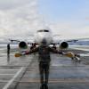 4年連続で就航率99% 写真特集・雪に強い旭川空港支えるグラハン