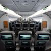 2階後方にゆったりプレエコ 写真特集・ANA A380 FLYING HONUの機内(3)