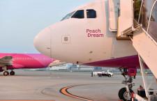 「夢であり、目標だった」写真特集・ピーチ初号機Peach Dream退役