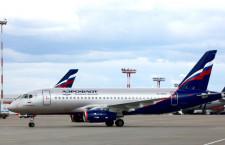 アエロフロート機、モスクワの空港で炎上 41人死亡、スーパージェット100