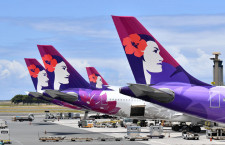 ハワイアン航空、米本土路線を順次拡大 来島者、陰性証明で隔離免除