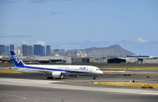 ANA、羽田-ホノルルなど年末年始増便 1月までの国際線見直し