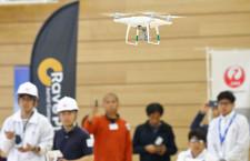 成田近郊でドローン操縦認定会 合格率7%、JAL協賛