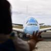 ANAのA380、ホノルルからも初便出発