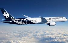 ニュージーランド航空、787-10導入へ 8機、777-200ER置き換え