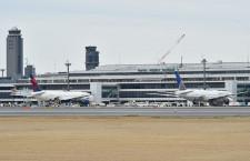 成田空港の訪日客、初の900万人超え 19年上期、総旅客数2167万人