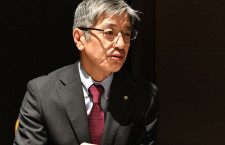 JAL赤坂社長、北米路線「20年以降は積極的に」