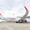 JALのA350初号機登録 国交省の航空機登録19年6月分