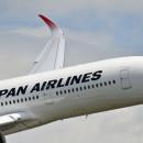 JAL、A350は14機体制に 21年度国内線、777は早期退役