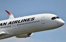 JAL、A350訓練予定25日まで公表