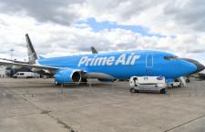 737MAXは出展見合わせ パリ航空ショー準備大詰め、アマゾン貨物機も