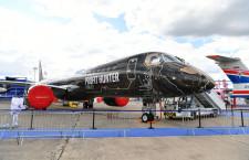 エンブラエル、民間機納入9機 受注残は272機、21年1-3月期