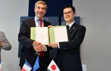 経産省と仏民間航空総局、民間機産業で協力合意 サフランと日系企業の連携強化