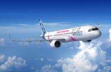 エアバス、超長距離型「A321XLR」ローンチ 単通路で世界最長、23年納入へ