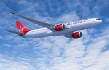 ヴァージン アトランティック航空、A330neo導入 21年から