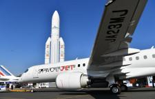 CRJ買収、2強入りなるか 特集・スペースジェットの生きる道