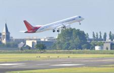 三菱航空機、純利益23億円で19年3月期黒字転換 MRJ改めスペースジェット、債務超過も解消