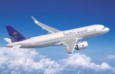 サウディア、A320neoを追加発注 100機に