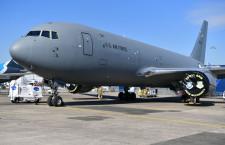 空自向けKC-46A、組立開始 21年受領へ