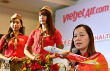 ベトジェット、羽田-ダナン10月就航 JAL提携、第三国輸送も視野