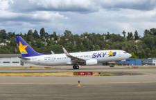 スカイマーク、破綻後発注737全3機そろう 29機体制に