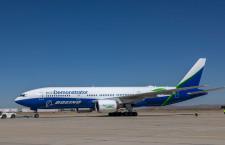 ボーイング、777に次世代情報技術積み飛行試験 今秋から