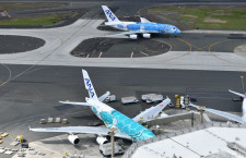 ANAのA380、7月から週14往復に 成田-ホノルル、3機完納で