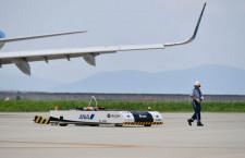 ANA、佐賀空港で飛行機のリモコン牽引実用化 A321や737対応