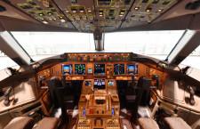 ANA、訓練施設でパイロット体験 777のシミュレーター1時間