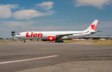 ライオンエア、A330neo受領 アジア太平洋初