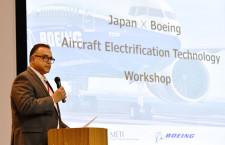 経産省とボーイング、電動航空機ワークショップ 日本企業の参入後押し