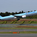 大韓航空、10月以降も成田継続 1日1往復、ソウル早着で乗り継ぎ強化