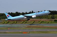 大韓航空、5つ星獲得 英スカイトラックス調査