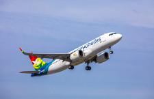 セーシェル航空、アフリカ初のA320neo