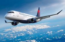 スカイウェスト、E175を7機発注 デルタ便運航